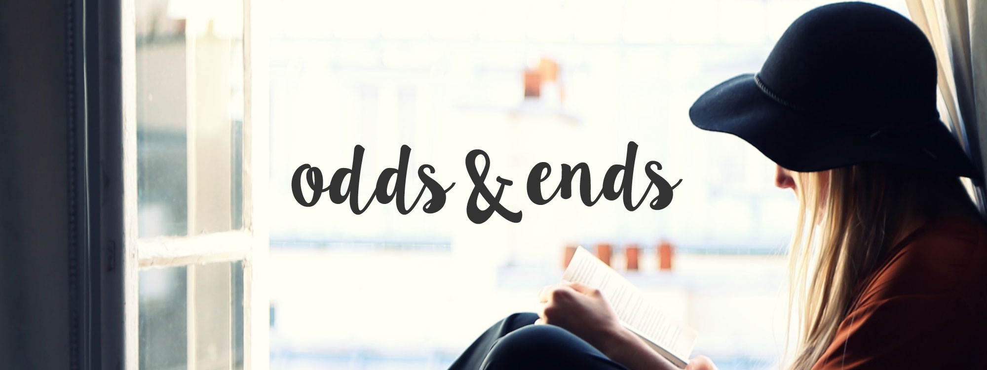 Odds & Ends - Terese Wahlberg