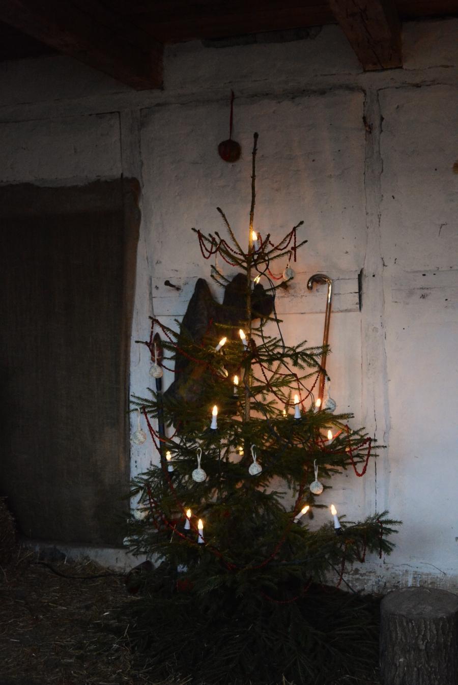 Julmarknad på Fredriksdal del 2