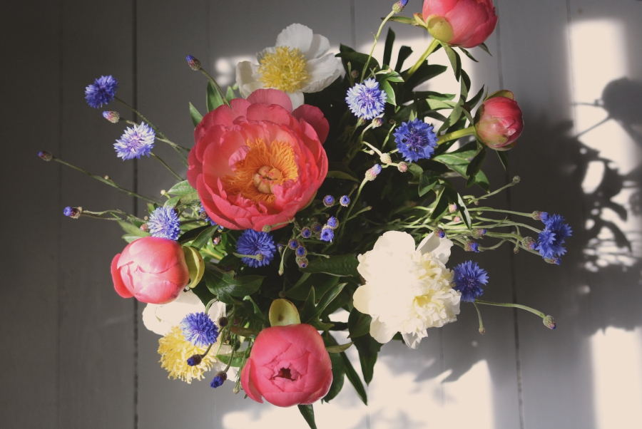 Flowers for the weekend